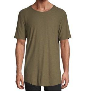 NWT Men's Jaywalker Extended Hem T-shirt
